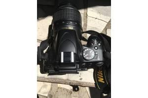 б/в Дзеркальні фотоапарати Nikon D5100 Kit (18-55 VR)
