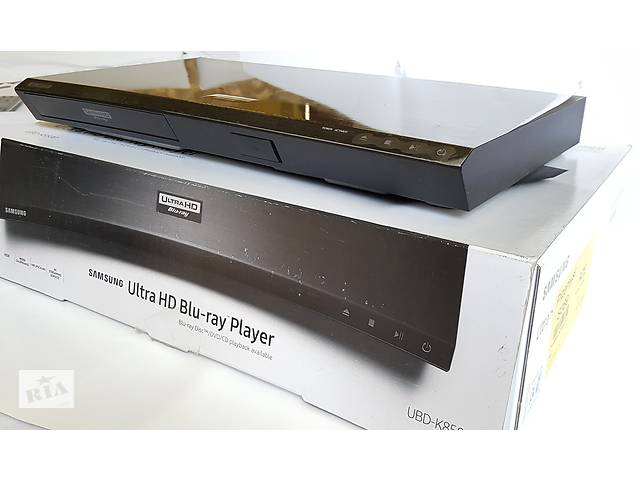 купить бу 4K Ultra HD Blu-ray Samsung UMB-K8500 в Черновцах