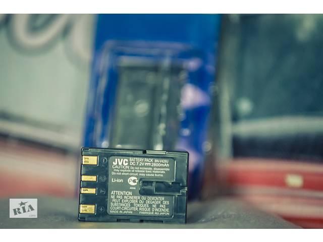 Аккумулятор JVC BN-V428U оригинал - объявление о продаже  в Запоріжжі
