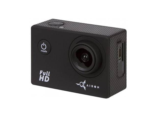 купить бу Экшн-камера AirOn Simple Full HD black в Харькове
