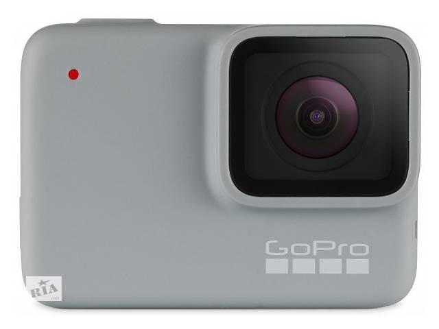 бу Экшн-камера GoPro HERO7 White (CHDHB-601-RW) в Киеве