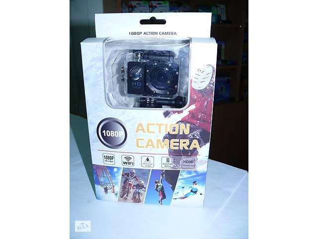 продам Видеокамера, экшен камера CS5000H с WiFi, аналог GoPro бу в Северодонецке