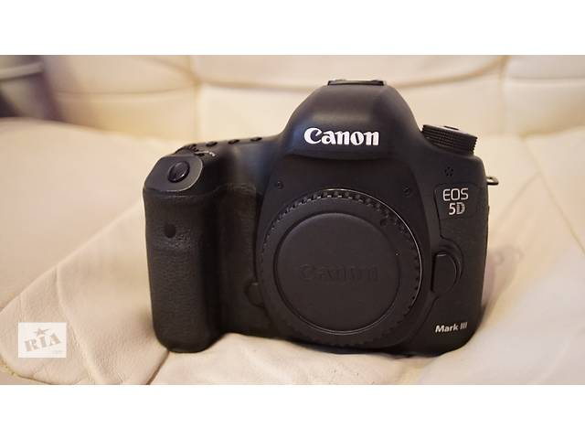 купить бу Canon EOS 5D Mark III (Body) в Одессе