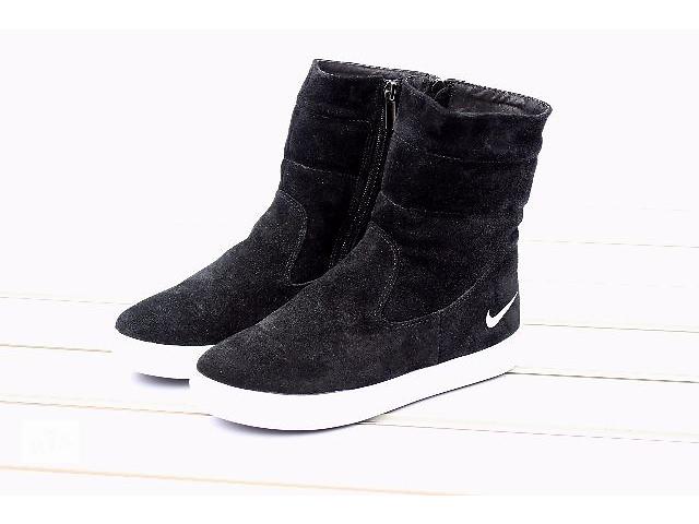 продам Чоботи жіночі Nike   чоботи жіночі найк   уггі   замшеві (Арт Б22 b8c1f7d4a9021