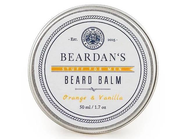 продам Бальзам для бороды Beardans, Orange and Vanilla, 50 мл R152316 бу в Одессе