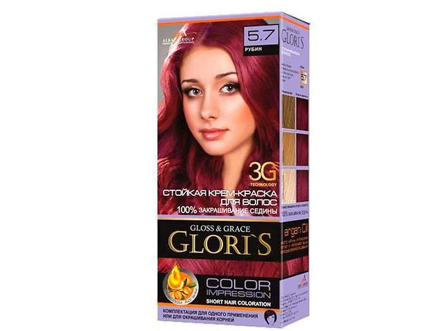 Фарба для волосся 5.7 (Рубін) ТМGLORIS