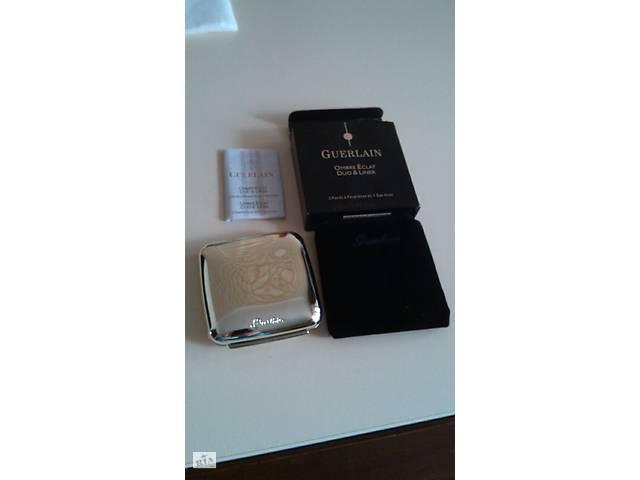 Продам недорого натуральные тени Guerlain