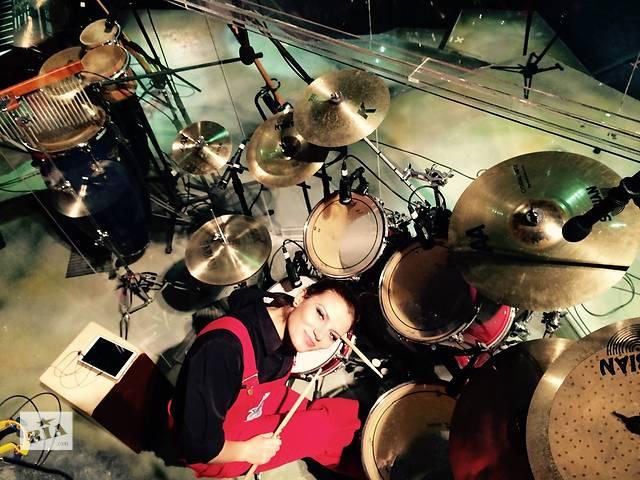 купить бу Частные уроки игры на барабанах для всех!!! в Киеве