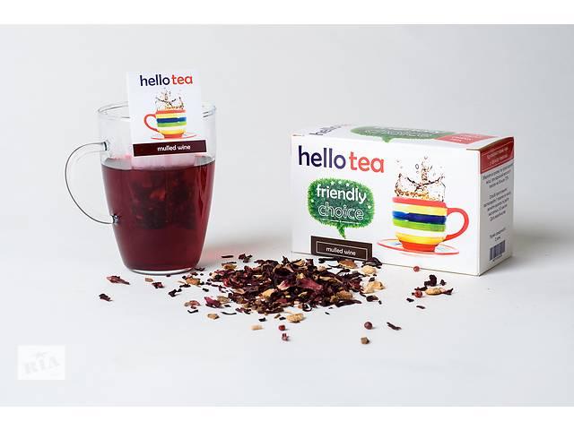 продам Чай Hello Tea бу  в Украине