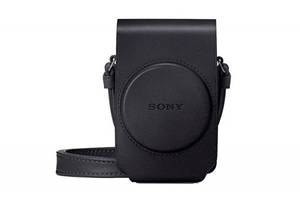 Чехол Sony LCJ-RXG Black для RX100 I - VI (LCSRXGB.SYH)