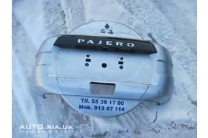 Чехлы запасного колеса Mitsubishi Pajero Wagon