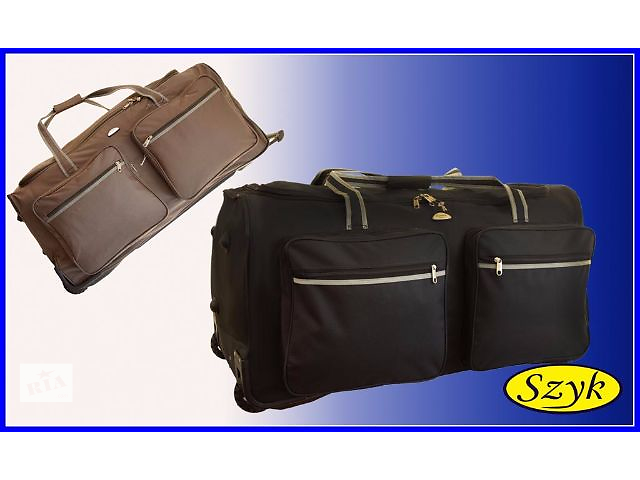 Чемодан Валыза Дорожная сумка на колесах AIRTEX 180 L- объявление о продаже  в Львове