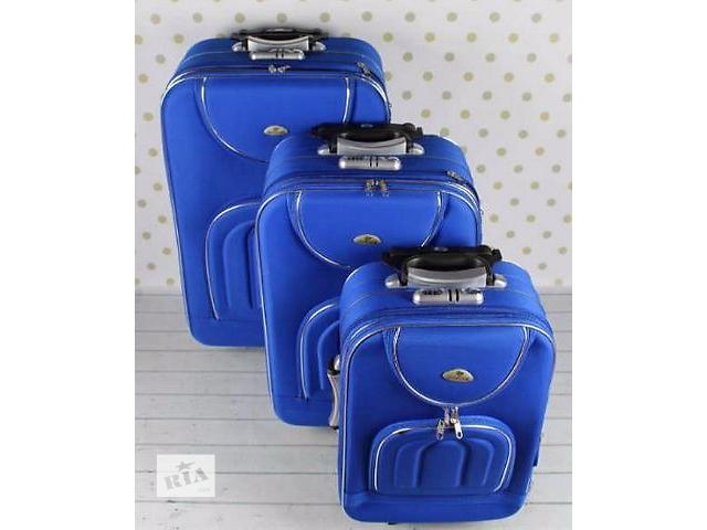 продам Чемодан Валыза Дорожная сумка на колесах набор 3W1 SUITCASE. Нет в наличии бу в Львове