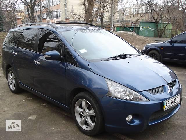 бу  Четверть автомобиля для легкового авто Mitsubishi Grandis в Киеве