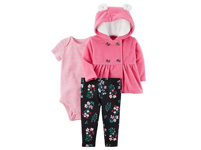 продам Костюми (комплекти) для новонароджених дівчаток до 24 міс. Carter    s( 6fbf77197821b