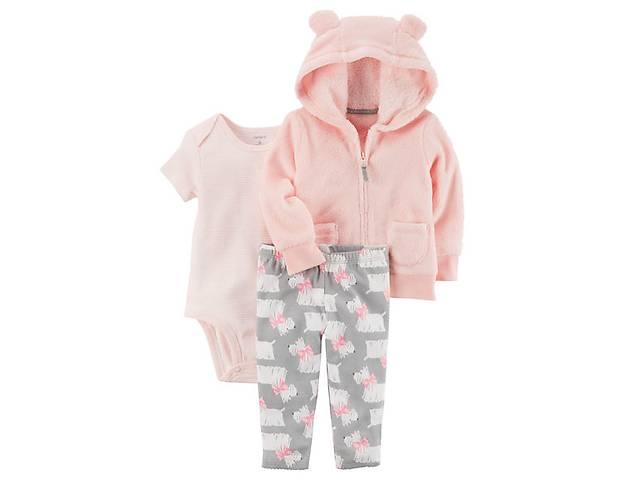 купить бу Костюмы (комплекты) для новорожденных девочек до 24 мес. Carter's(США) в Черновцах