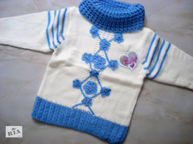 купить бу Красивый свитер свитшот на девочку в Киеве