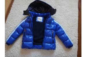 б/в Дитячі зимові куртки