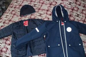 Дитячі демісезонні куртки Reima