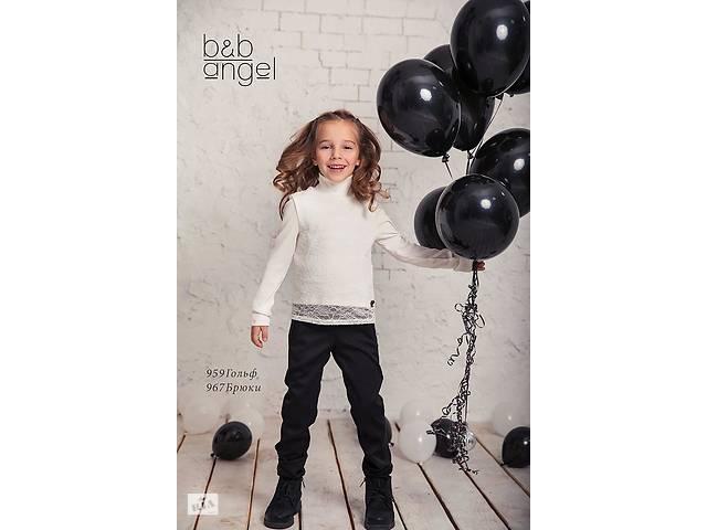 купить бу Стильная школьная форма, Школьные брюки (черные) р-ры 128,140,146,152 в Дубно