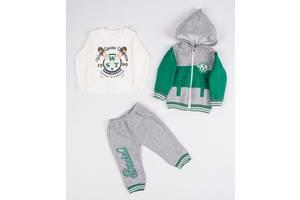 Модні костюмчики для малюків до 3 місяців (хлопчик дівчинка ... 744cd3804b373