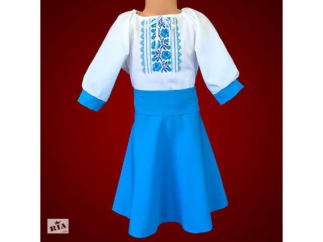 Вишите плаття для дівчинки. Машинна вишивка Вышитое платье для девочки.  машинная вышивка- объявление f520dbb520e16