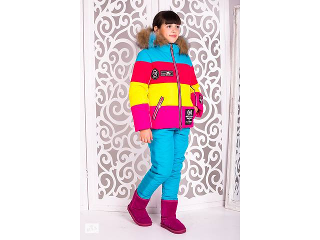бу Зимний костюм для девочки.Размер 38,40,42.Распродажа в Запорожье