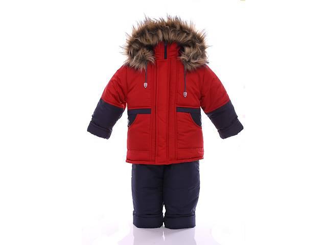 продам Зимний костюм для мальчика Классика красный бу в Одессе