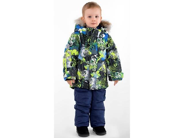 купить бу Зимний термо костюм комбинезон аналог Reima lenne на мальчика 1,5-3 года в Мариуполе