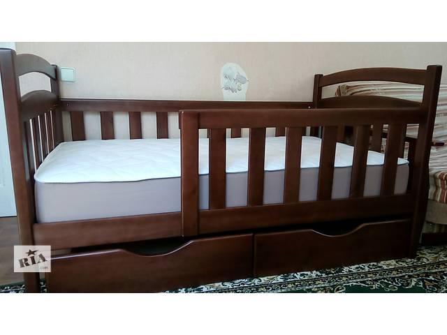 Детская кровать с дерева Карина, купить кроватку!- объявление о продаже  в Киеве