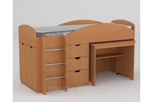 Новые Двухъярусные детские кровати Компанит