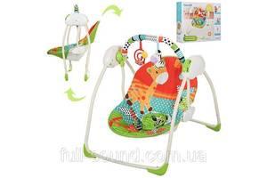 Дитячі крісла-гойдалки
