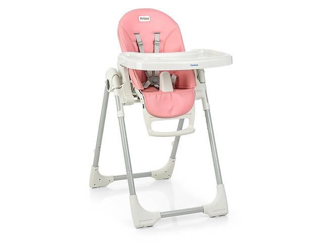купить бу Детский стульчик для кормления El Camino ME 1038 PRIME Flamingo, розовый в Киеве