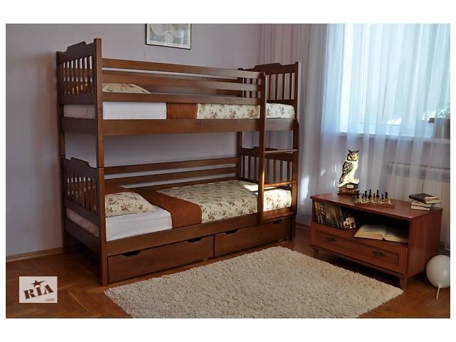 купить бу Двухъярусная кровать Ева в Харькове