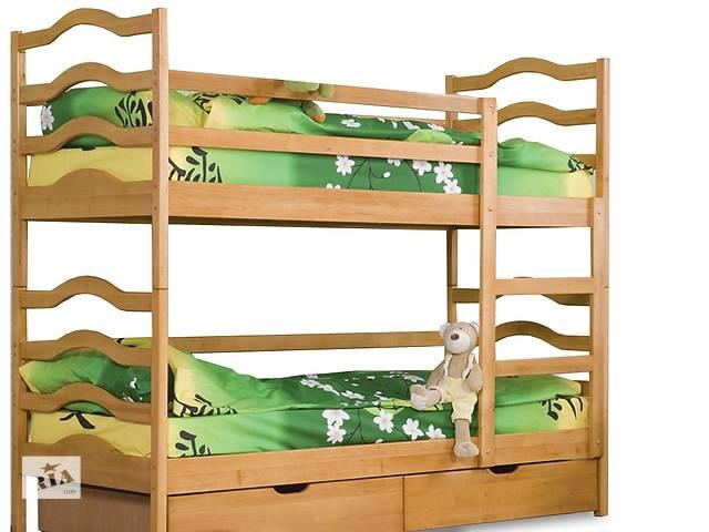 купить бу Двухъярусная кровать София в наличии ! в Киеве