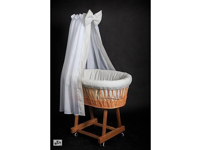 бу Детская кроватка-люлька Sweet Dream ручной работы f94e2a13550a6