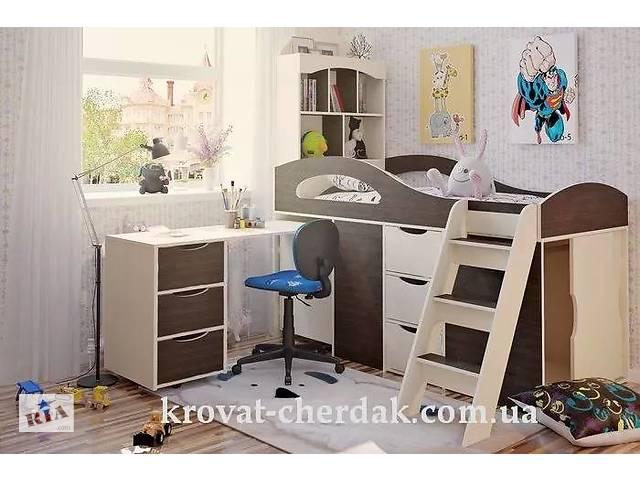 купить бу Кровать чердак в Харькове