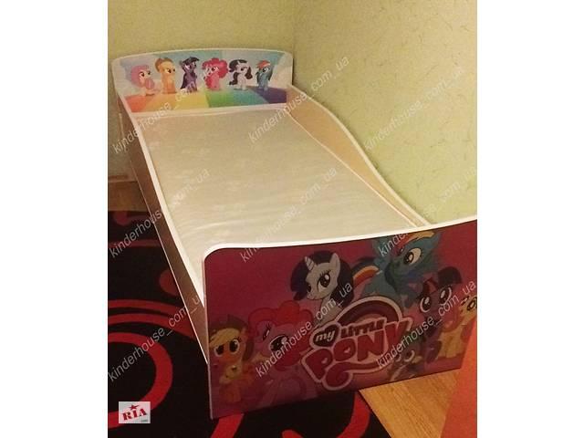 бу Кровать для девочки Мой любимый пони Доставка бесплатная! в Львове