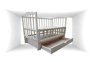 Новые Детские кроватки для новорожденных Бона Плюс