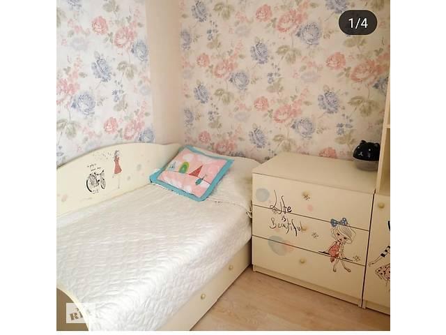 Кровать-диван для девочки Париж- объявление о продаже  в Львове