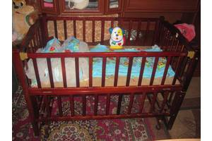б/у Детские кроватки Geoby Goodbaby