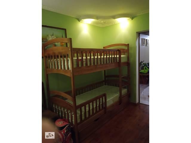 Супер ЦЕНА!Без Предоплаты!(Матрасы,ящики)Кровать Карина двухъярусная- объявление о продаже  в Запорожье