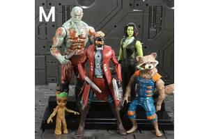 Набор фигурок супергероев Marvel 5в1 Стражи Галактики  - Action figures Marvel 5 in 1 Guardians of the Galaxy