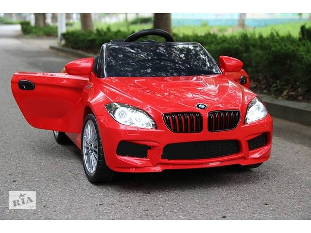 купить бу Детский электромобиль BMW M 2773EBLR , Без предоплат! в Днепре (Днепропетровск)