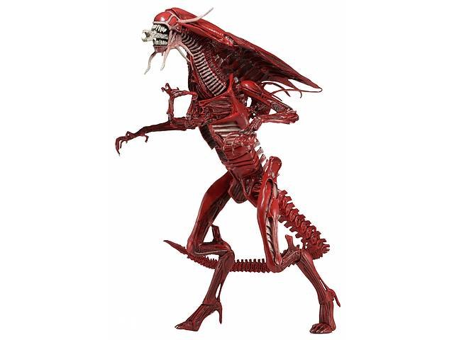 Фигурка Neca Красная Королева чужих, Чужие: Геноцид 38 см - Alien, Red Queen Mother, Aliens: Genocide- объявление о продаже  в Одессе