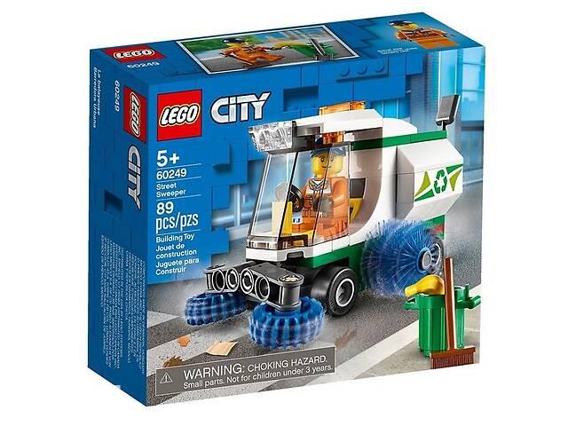 бу Конструктор LEGO City Машина для очистки улиц (60249 L) в Киеве