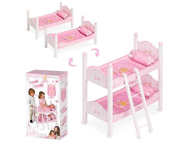 Кукольная кровать двухярусная DeCuevas 54223 Maria для двух кукол- объявление о продаже  в Одесі