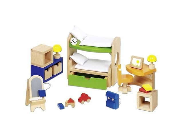 продам Набор для кукол goki Мебель для детской комнаты (51746G) бу в Киеве
