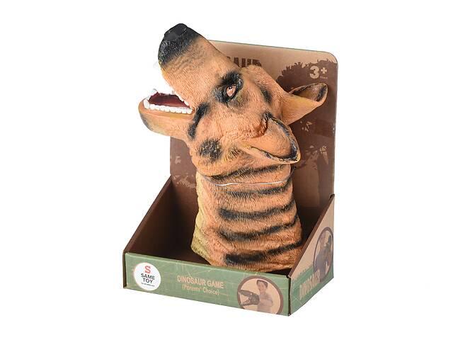 купить бу Набор для творчества Same Toy Игрушка-перчатка Animal Gloves Toys Собака (AK68622Ut-1) в Киеве