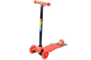 Самокат детский ScooteX Scooter Maxi Juicy красный
